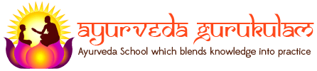 Ayurveda Gurukulam, the ayurveda school which blends knowledge into practice.